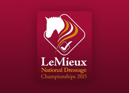 LeMieux National Dressage 2016
