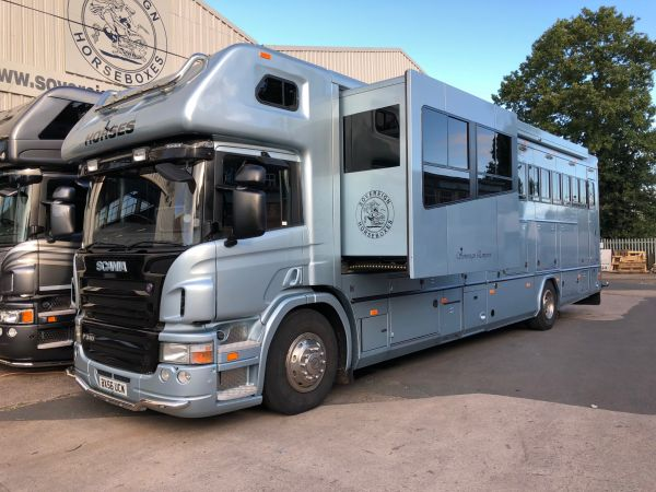 2011 SOVEREIGN EMPEROR 18t (£139,950.00 no vat ono)