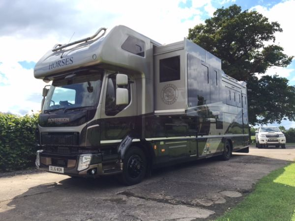 2016 SOVEREIGN EMPRESS 16t (£249,950.00 no vat ono)
