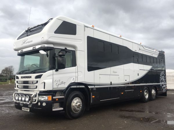 2016 SOVEREIGN EMPEROR 26t (£314,950.00 + vat)